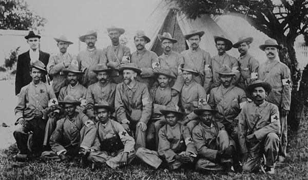 Gandhi-in-Boer-War