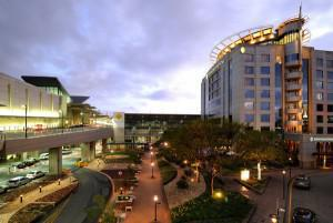 Intercontinental johannesburg airport