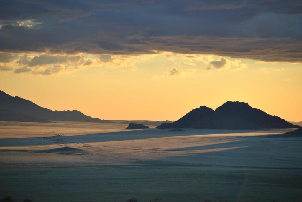 Namibia Wolwedans Sunset
