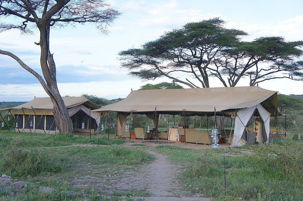 Tanzania Serengeti Tents