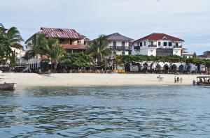 Zanzibar Stonetown Beach