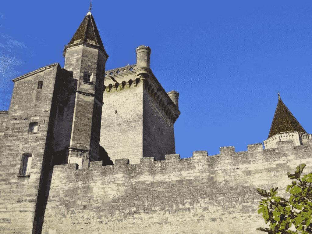 Uzes Dukes Castle