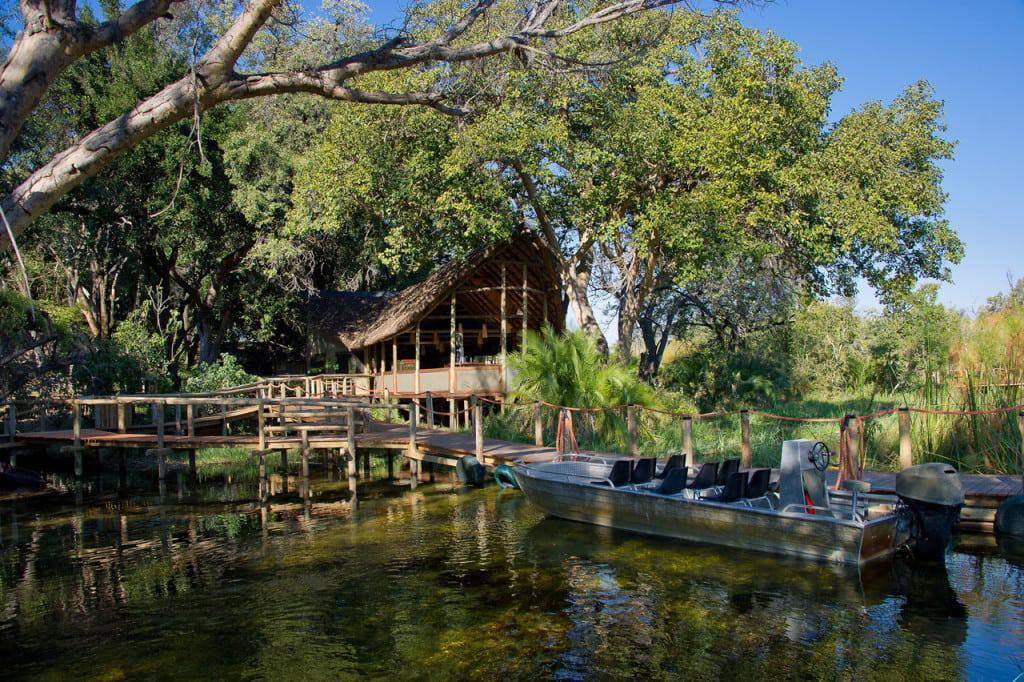 Xigera Camp Botswana