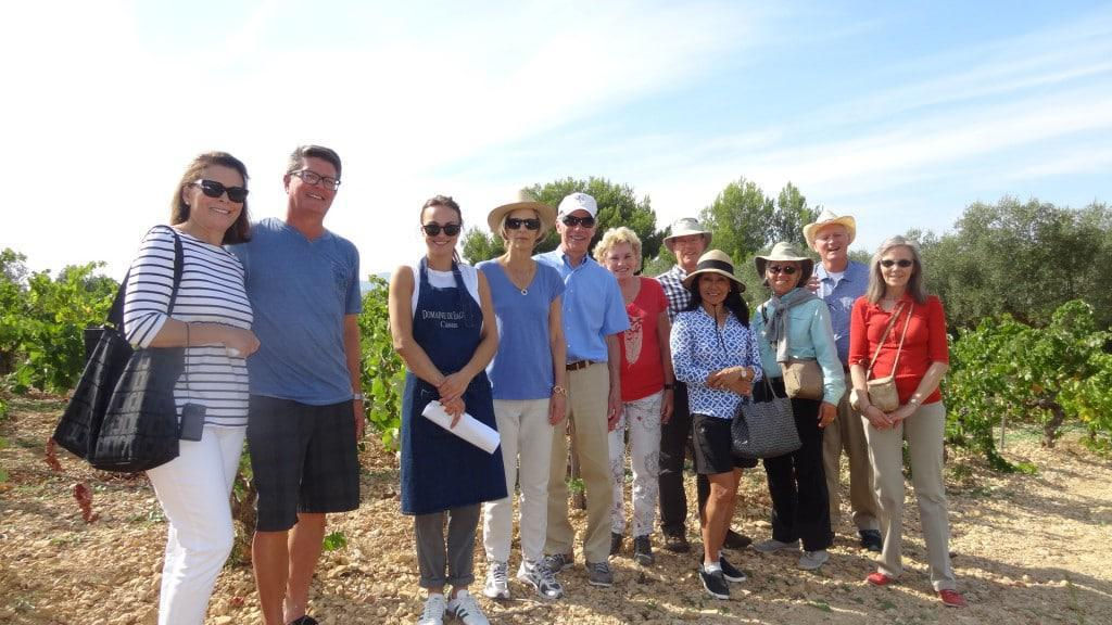 Cassis wine tasting tour