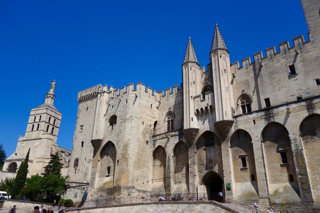 Avignon Pope's Palace