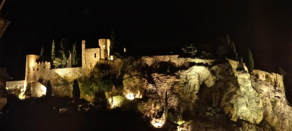 Castle at Cassis