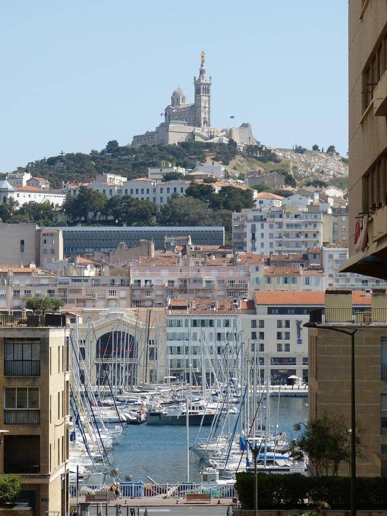 Marseille Basilique Notre-Dame de la Garde