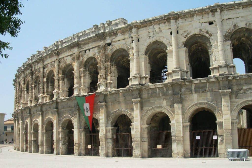 Amphitheatre of Nîmes
