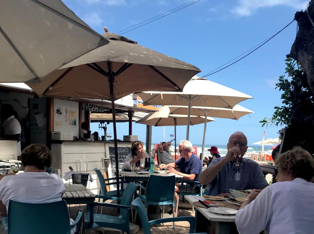 Hermanus Beach Restaurant