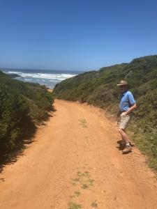 Hermanus cliff walking