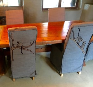 Rock Lodge Dining Chairs